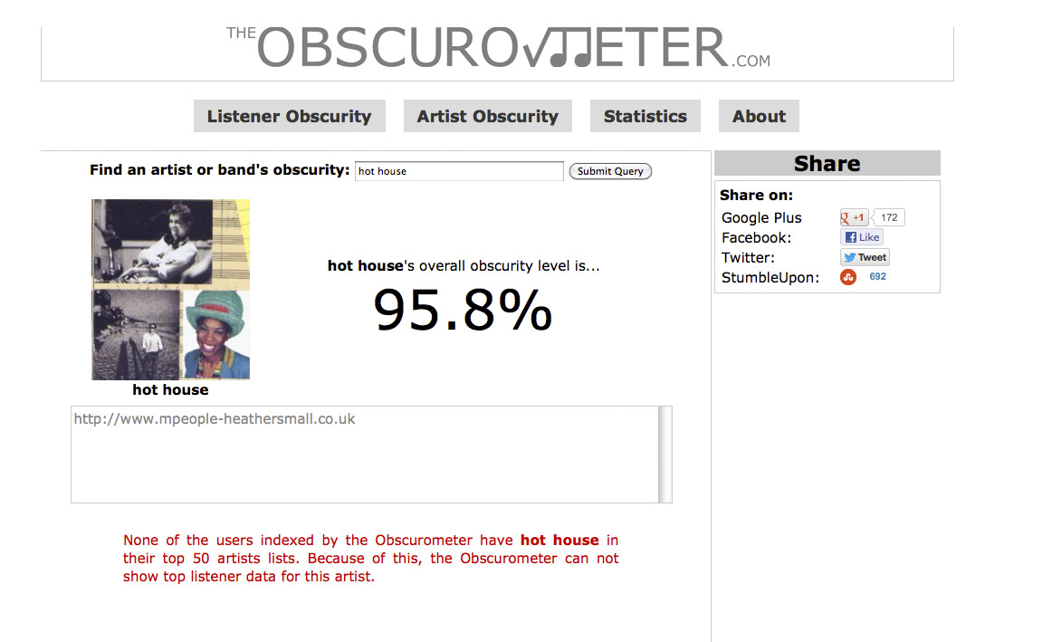 Obscureometer