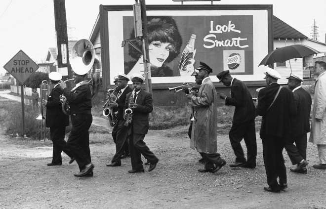 Young Tuxedo Brass Band, 1959