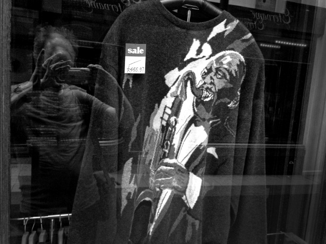 Jazz Sweater