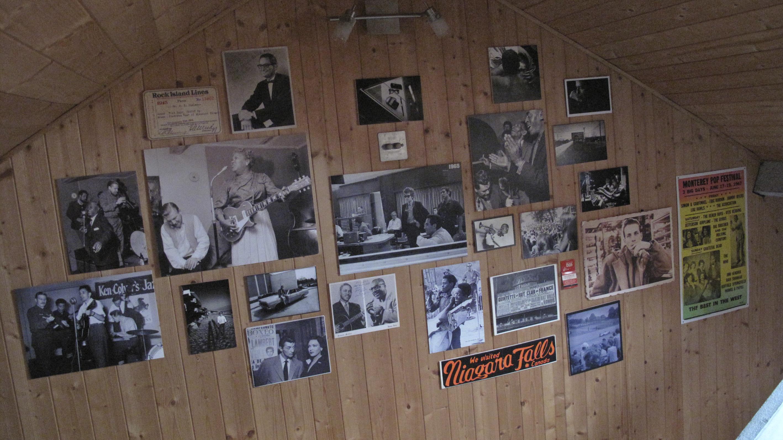 Wall of Loft